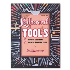 BOOK LEATHERCRAFT TOOLS - AL STOHLMAN