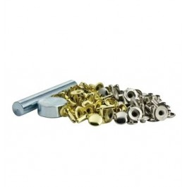 2  PIECE RIVET EASY TO DO KIT SET - 2  PIECE RIVET