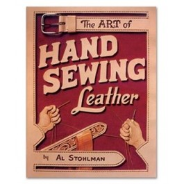 BOOK THE ART OF HAND SEWING LEATHER