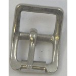 CLEARANCE FULL ROLLER BUCKLE HOBBLE 12MM (NICKLE)