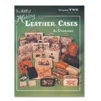 BOOK THE ART OF MAKING LEATHER CASES #2