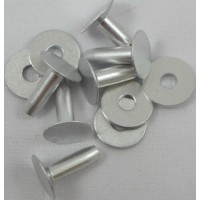 HOSE RIVETS ALUMINIUM 20 MM