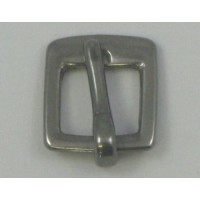 HALF INLET BRIDLE BUCKLE STAINLESS STEEL