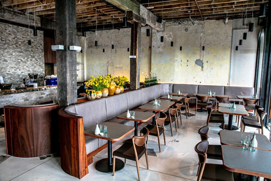 Amano Restaurant Britomart
