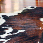 Cowhide Rugs and Hair on Hide