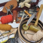 Leather Craft Tools & Books