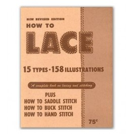 BOOK HOW TO LACE
