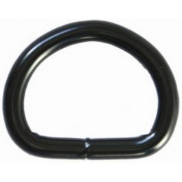 DEE WELDED HD 25 X 5MM (BLACK)