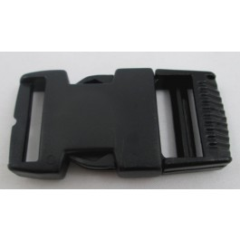 BLACK SIDE RELEASE BUCKLES