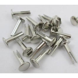 BIFURCATED RIVETS - NICKEL