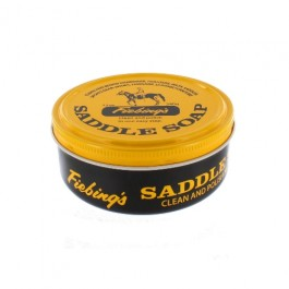 FIEBING SADDLE SOAP YELLOW TIN 3.5OZ (100G)
