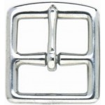FULL STIRRUP BUCKLE STAINLESS STEEL