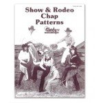 $32.20 PATTERN PACK - SHOW RODEO CHAP