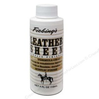 FIEBING LEATHER SHEEN LIQUID 4OZ (120ML)