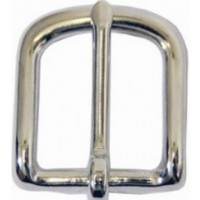 WESTEND BUCKLE NICKEL ON BRASS