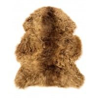 NZ SHEEPSKIN RUG NATURAL COLOUR XL