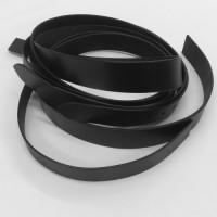 BELT BLANK 34 MM - BLACK