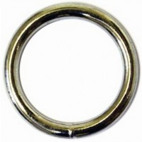 RING WELDED HEAVY DUTY - NICKEL