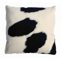 COWHIDE CUSHION 50 X 50
