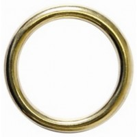 RING WELDED HEAVY DUTY - SOLID BRASS