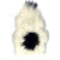 ICELANDIC SHEEPSKIN NAT SPOTTED