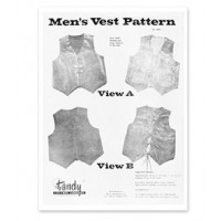 $28.75 PATTERN PACK - MENS VEST