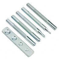 RIVET, DOME, SNAP, PRESS STUDS - SETTING TOOL SET